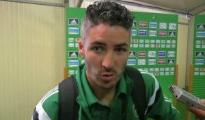 FOOT - L1 - ASSE - Lemoine : «Malheureusement, on rate ce penalty...»