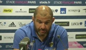 RUGBY - TOP 14 - SR - Collazo : «On est en souffrance»