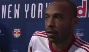 "Foot : Thierry Henry, ""le PSG, c'est du costaud"""