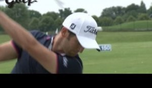 GOLF - ODF : Bourdy, la swing séquence