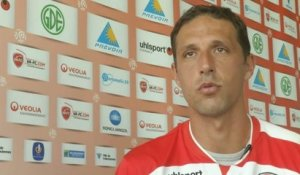 FOOT - L1 - VAFC : Penneteau «Finir le plus haut possible»