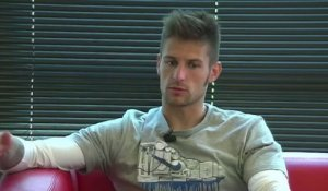 FOOT - L1 - SRFC - CHAT VIDEO : Benoît Costil