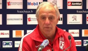 FOOT - L1 - LOSC - Girard : «Continuer comme ça»