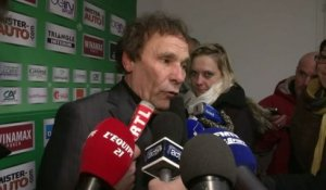FOOT - L1 - ASSE - Romeyer : «Inadmissible»