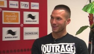 FOOT - L1 - OGCN - CHAT VIDEO : Didier Digard