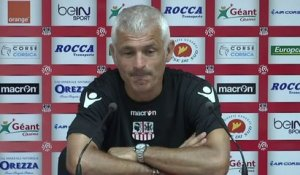 FOOT - L1 - ACA - Ravanelli : «On ne part pas battu»