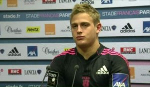 RUGBY - Top 14 - SF - Plisson : «On se relance»