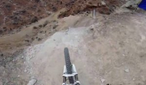GoPro : le backflip monstrueux de Kelly McGarry lors du Red Bull Rampage 2013