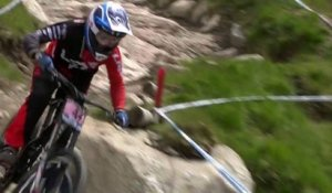 UCI World Cup 2014 : Emmeline Ragot et Troy Brosnan triomphent à Fort William !