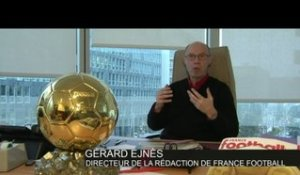 Foot : FIFA Ballon d'or FF, une institution