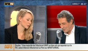 Bourdin Direct : Marion Maréchal-Le Pen - 03/02