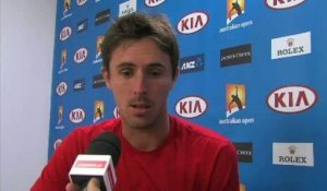 "Tennis-AUS (H) : Roger-Vasselin, ""beaucoup de frustration"""