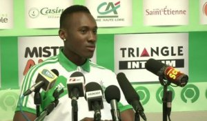 ASSE - Guilavogui : «Faire un maximum de points»