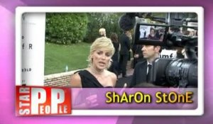 Sharon Stone : Accident vasculaire cérébral