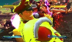 Trailer - Street Fighter X Tekken (Ogre & Jin Gameplay)