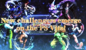 Trailer - Street Fighter X Tekken (Crossplay PS3 / PS Vita)