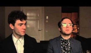 Echosmith interview - Jamie & Noah (part 2)