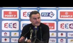 FOOT - COUPE DE LA LIGUE - ASSE - Galtier : «Beaucoup de regrets»