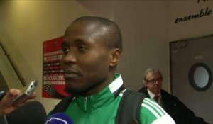 FOOT - L1 - ASSE - Nguemo : «Un bon point de pris»