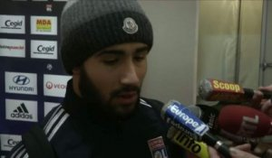 FOOT - L1 - OL - Fekir : «Un peu injuste»