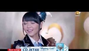 "TVC JKT48 ""Flying Get"" Ver 2 [Presented Alfamart]"