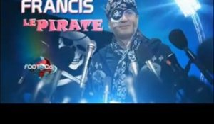 Foot And Co : Francis le pirate