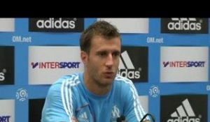 OM - Cheyrou : «On savoure»