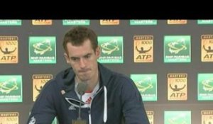 Tennis - Bercy : Murray, comme Djokovic