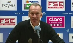 ESTAC - Furlan : «Un sentiment mitigé»
