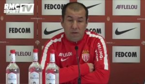"Football / Ligue 1 / Jardim : ""On a l'ambition de faire un bon match"" - 28/02"