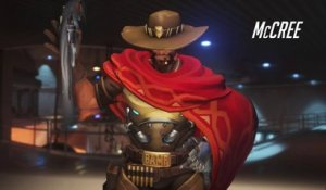 Overwatch - McCree gameplay trailer
