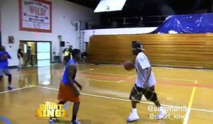 Double fail dans un match de Basket-ball !!