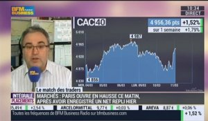 Le Match des Traders: Jean-Louis Cussac VS Jérôme Revillier - 11/03
