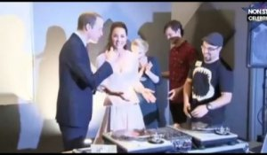 Kate Middleton et le Prince William jouent les DJs