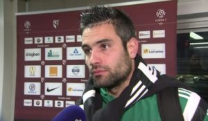 Foot - L1 - ASSE : Perrin «On a été décisif»