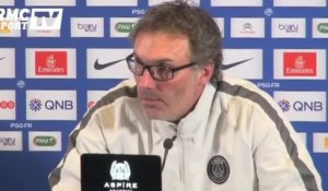 "Football / Ligue des Champions / Blanc : ""Paris a fait la meilleure impression"" - 19/03"