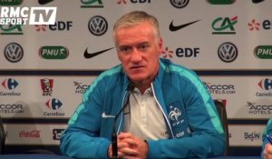"Football / Amical / Deschamps : ""Le Brésil reste une grande nation"" - 25/03"