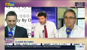 Le Match des Traders: Jean-Louis Cussac VS Laurent Albie - 30/03