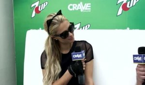 Ultra 2015: Paris Hilton Interview