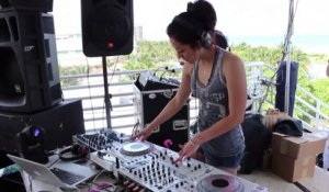 Fest Track On Sirk TV: DJ BELLA (Winter Music Conference 2015) [Miami Beach, Florida)