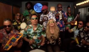 Madonna et Jimmy Fallon revisitent «Holiday»
