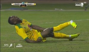 L'horrible blessure d'Emad Sahabi