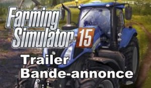 Farming Simulator 15 - Teaser Trailer (PS4, PS3)