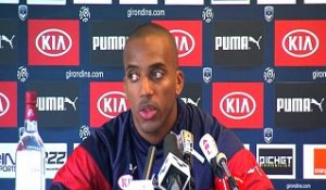 Point Presse - Nicolas M.Belay - Bordeaux vs Metz