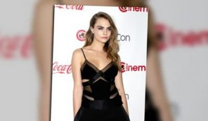 Cara Delevingne et Rose Byrne aux CinemaCon Awards