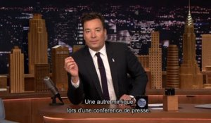 Les expressions de Barack Obama analysées par Jimmy Fallon ! - Emission du 23 avril sur MCM !