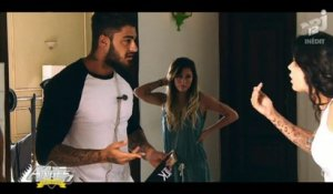 Les Anges 7 : Violente dispute entre Thibault et Shanna - ZAPPING PEOPLE DU 30/04/2015