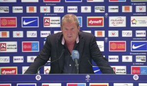 Foot - L1 - MHSC : Courbis «On est fair-play»