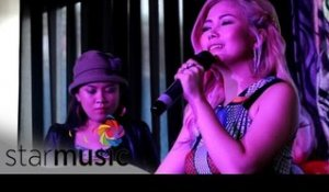 YENG CONSTANTINO sings Una't Huling Pag-big at All About Love Grand Album Press Conference