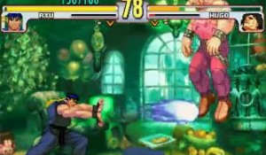 Phantomile joue à Street Fighter III : Third Strike (06/05/2015 07:22)
